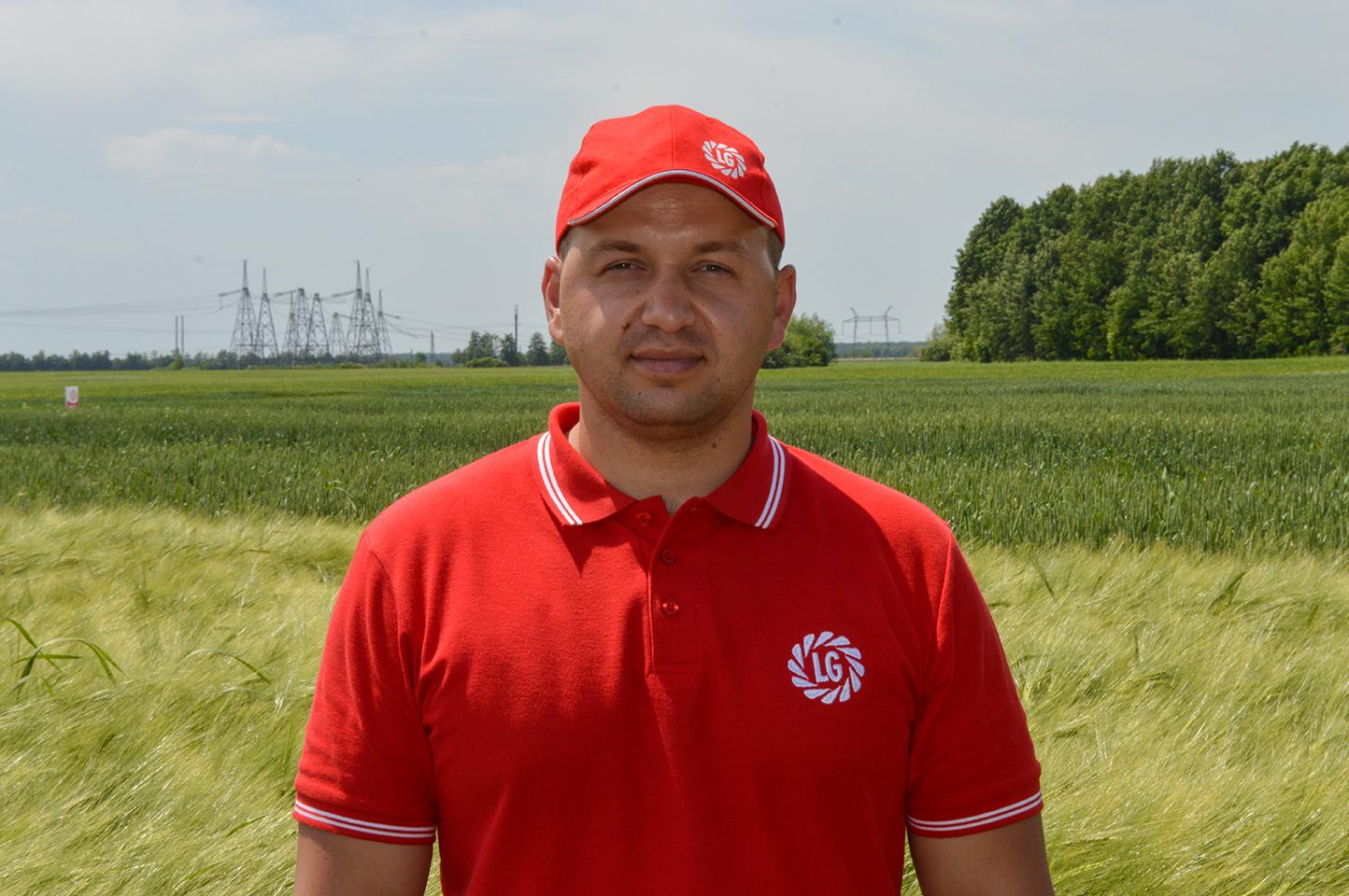 Менеджер із питань регіонального розвитку у Вінницькій області компанії «Лімагрейн» Вадим Захарчук